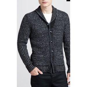 RAG & BONE + Target Mens Sweater Top Cardigan XXL